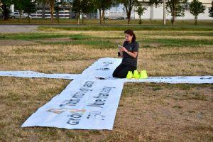 Célkereszt az I. Győr Balloon Fiestan